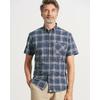 chemise manches courtes équitable dh056_navy