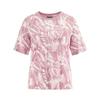 t-shirt chanvre DH663_rose