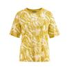t-shirt bio femme DH663_curry