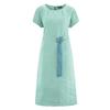 robe éthique DH184_sauge