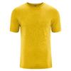 t-shirt vegan homme DH841_curry