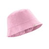 chapeau tissé femme DH408_rose