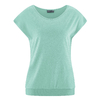 t-shirt yoga femme DH653_sage