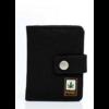 Portemonnaie chanvre Pure_black