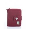 portemonnaie rouge PURE_HF-0059_Portemonnaie_Hanf_bordeaux_vegan