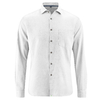 chemise coton biologique DH035_white