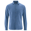 chemise lin homme DH035_blueberry