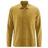 chemise coton bio DH034_peanut