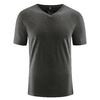 t-shirt lin DH842_black