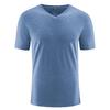 t-shirt chanvre bio DH842_blueberry