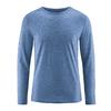 t-shirt homme coton bio DH844_blueberry