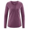 t-shirt bio femme DH667_purple