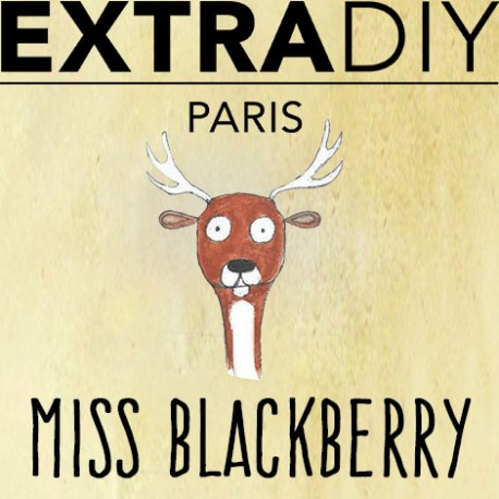 ARÔME MISS BLACKBERRY - EXTRADIY