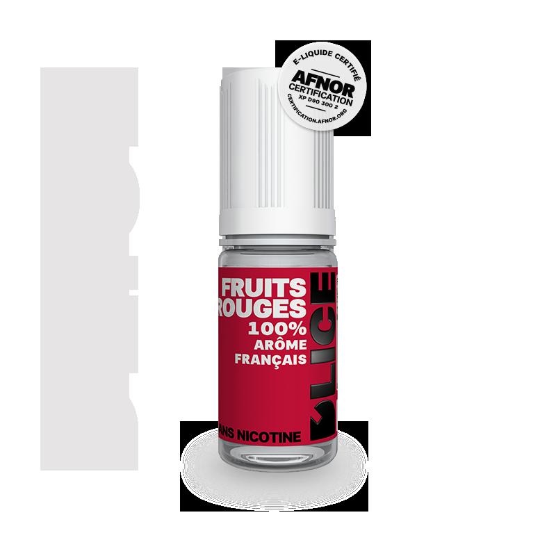 E-LIQUIDE FRUITS ROUGES PAR D\'LICE