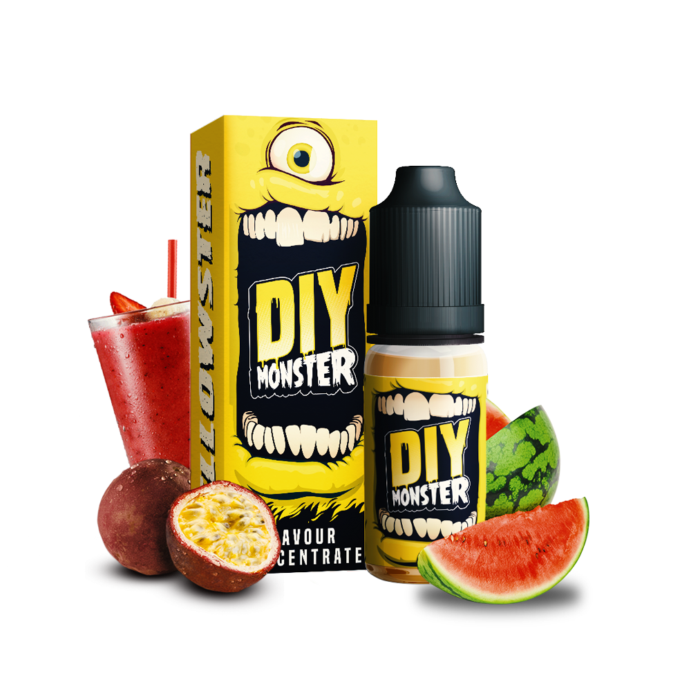 CONCENTRÉ YELLOWSTER - DIY MONSTER