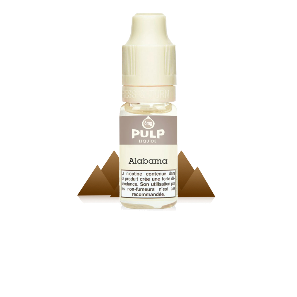 ALABAMA 10ML - PULP - FRC