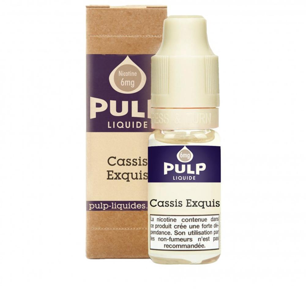 LE CASSIS EXQUIS  10ML - PULP - FRC