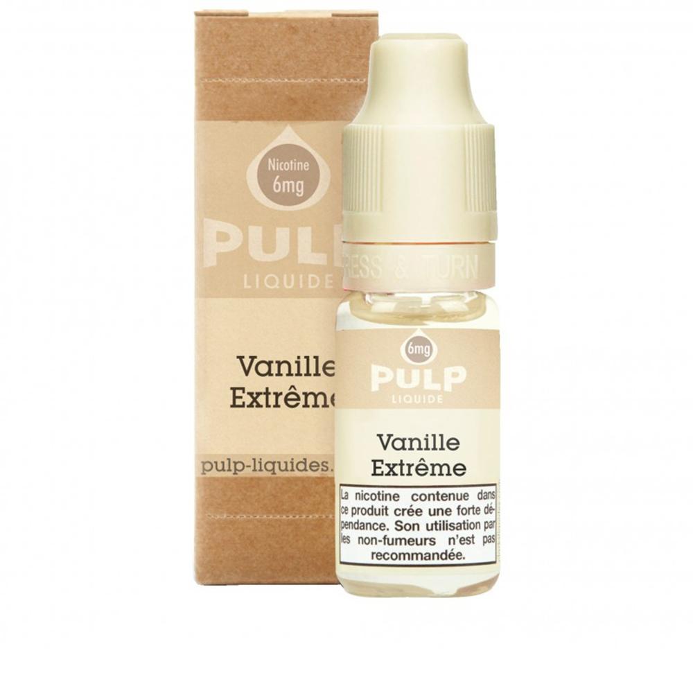 VANILLE EXTREME 10ML - PULP - FRC