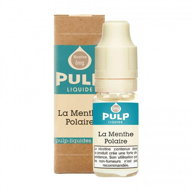 LA MENTHE POLAIRE 10 ML - PULP - FRC