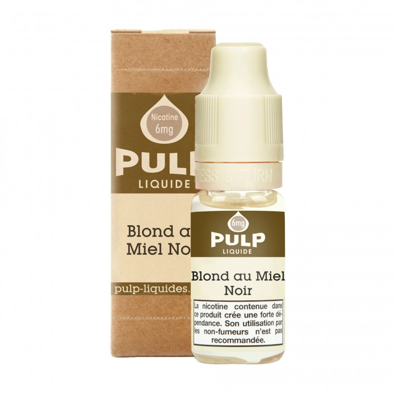 BLOND AU MIEL NOIR 10 ML - PULP - FRC