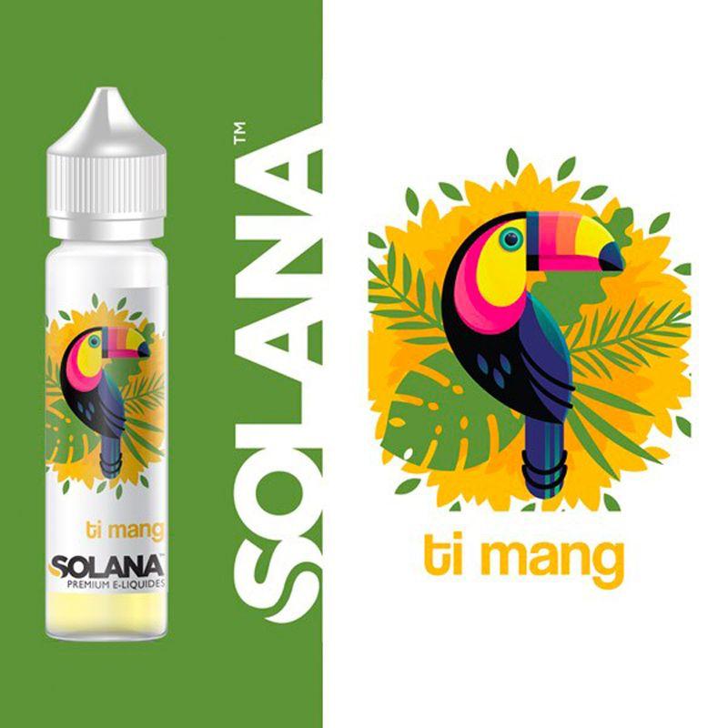 E-LIQUIDE TI MANG 50ML - SOLANA