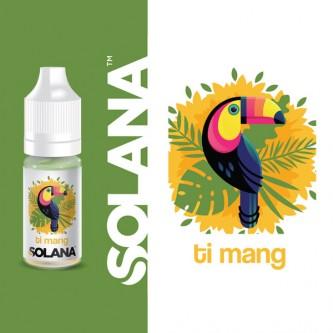 E-LIQUIDE TI MANG 10ML - SOLANA