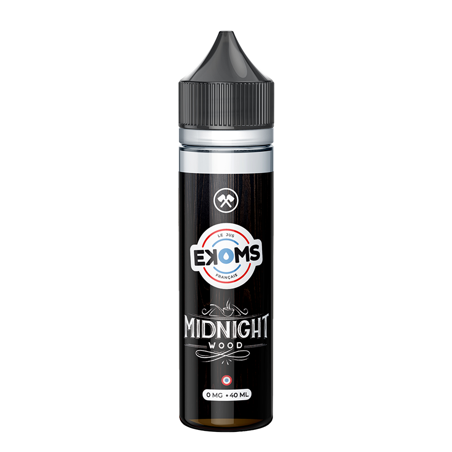 MIDNIGHT WOOD  – 40ML - EKOMS
