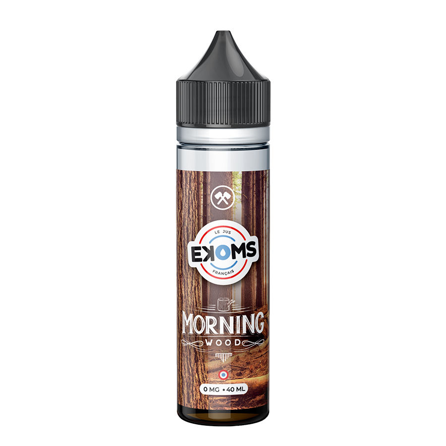 MORNING WOOD  – 40ML - EKOMS