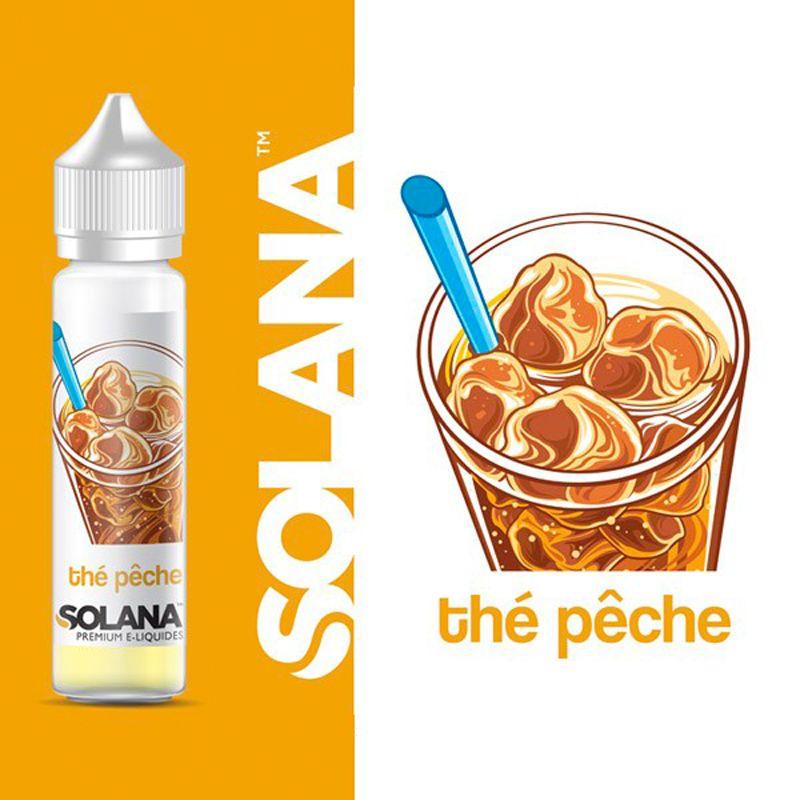 LE THE PECHE - 50 ML - SOLANA :