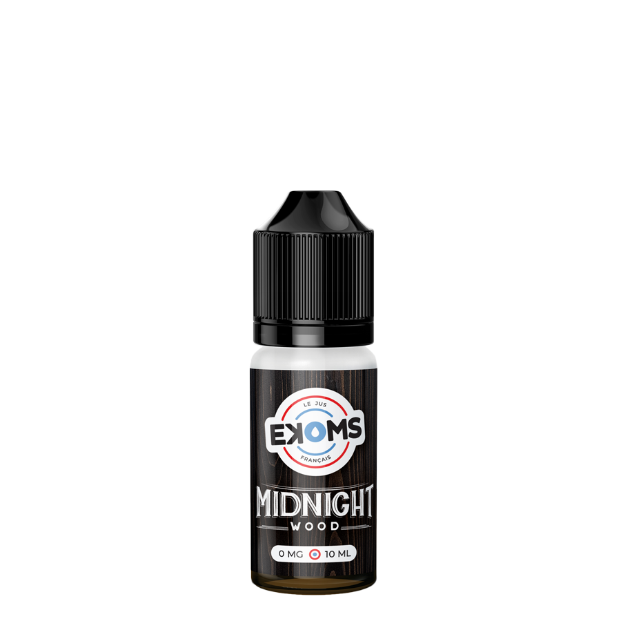 MIDNIGHT WOOD – 10ML EKOMS