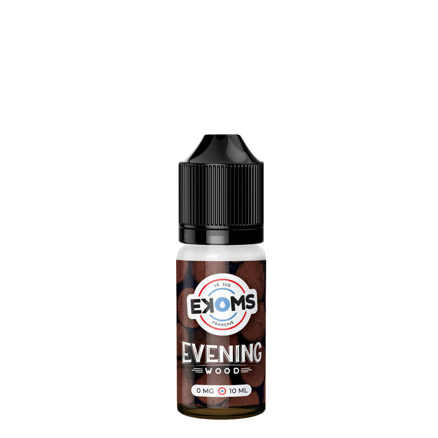 EVENING WOOD – 10ML EKOMS