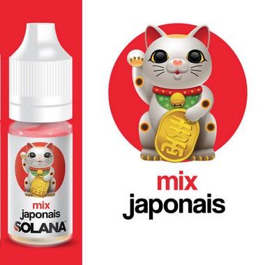 LE MIX JAPONAIS - 10 ML - SOLANA :