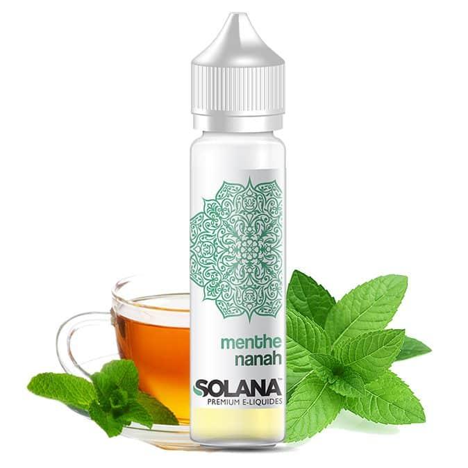 LE MENTHE NANAH - 50 ML - SOLANA :