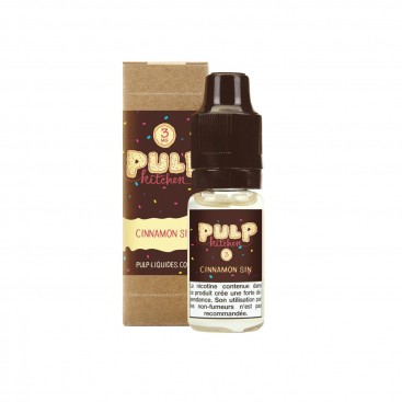 CINNAMON SIN - 10ML - FRC - PULP KITCHEN