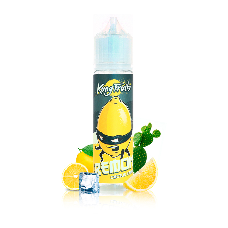 REMON - 50 ML - KUNG FRUITS :