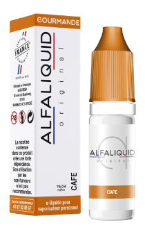 CAFE 10ML - ALFALIQUID