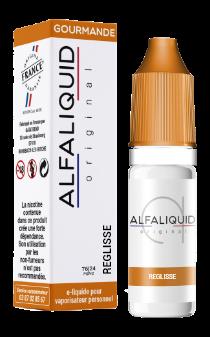 REGLISSE 10ML - ALFALIQUID