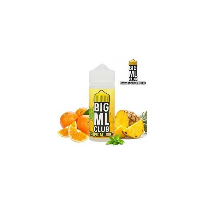TROPICAL JUICE - 100 ML - BIG ML CLUB :