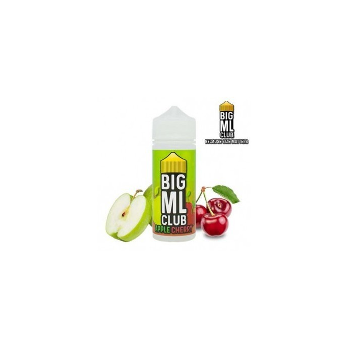 APPLE CHERRY - 100 ML - BIG ML CLUB :