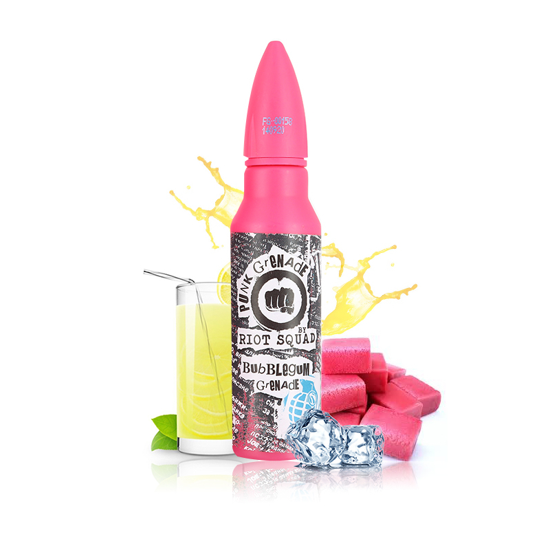 BUBBLE GUM GRENADE - 50 ML - RIOT SQUAD :
