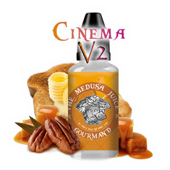 CINEMA V2 - 50 ML - MEDUSA GOURMAND :