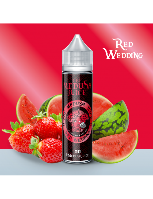 RED WEDDING - 50 ML - MEDUSA GOURMAND :