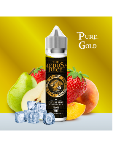 PURE GOLD - 50 ML - MEDUSA GOURMAND :