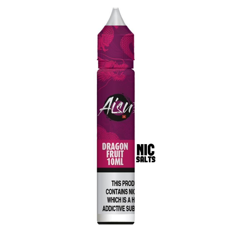 DRAGON FRUIT 10 ML - AISU NIC SALTS