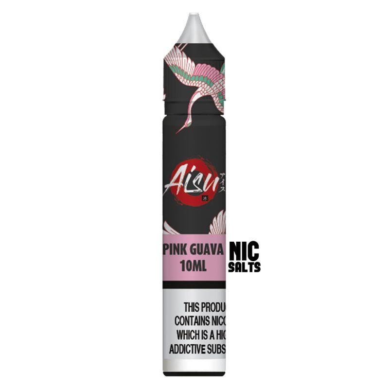 PINK GUAVA  10ml - AISU NIC SALTS