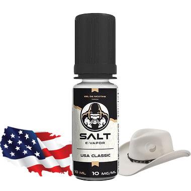 USA CLASSIC -SALT E-VAPOR-LE FRENCH LIQUIDE