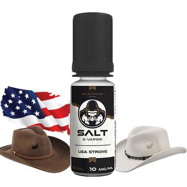 USA STRONG - SALT E-VAPOR - LE FRENCH LIQUIDE