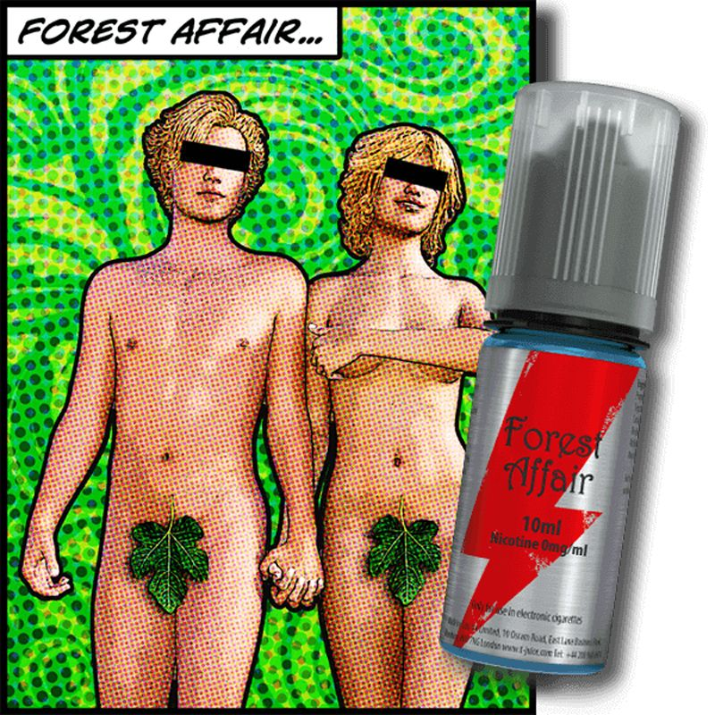 E-LIQUIDE FOREST AFFAIR 10ML PAR T-JUICE