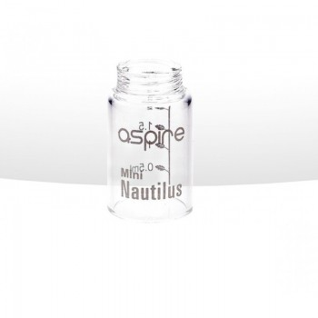 VERRE PYREX MINI NAUTILUS 2ML - ASPIRE