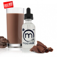 E-LIQUIDE CHOCOLATE MILKY TEMPTATION 50ML - PAR MOD MILK